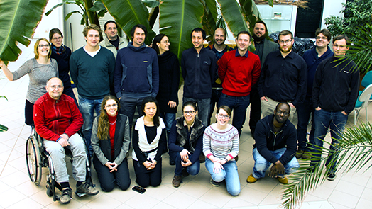 Team of the Biogas Research & Consulting Group